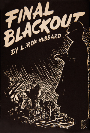 Final Blackout, first edition hardcover, 1948