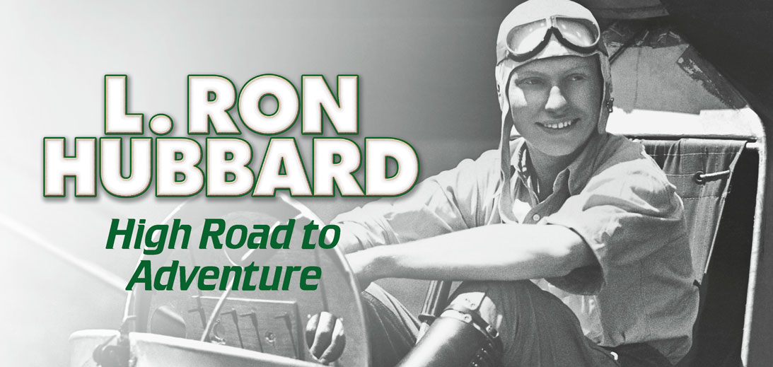 L. Ron Hubbard - High Road to Adventure