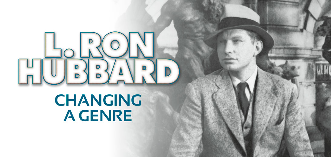 L. Ron Hubbard - Changing a Genre
