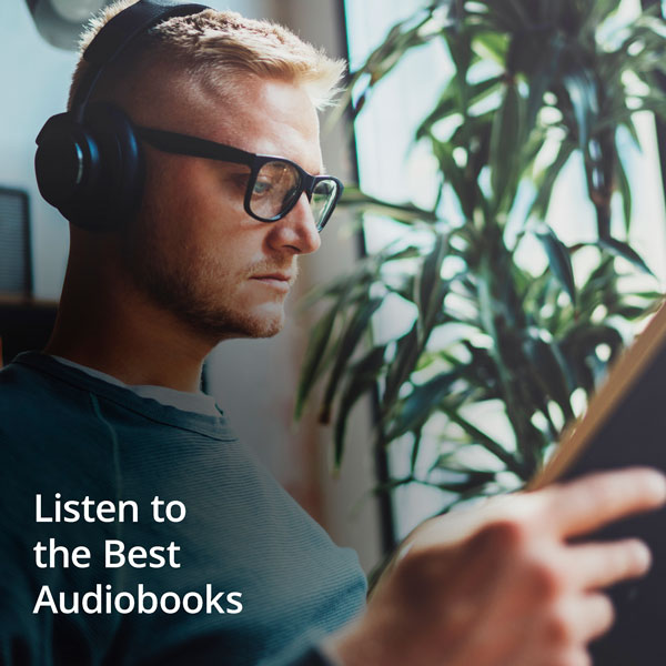 Listen to the best audiobook