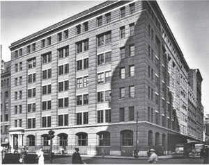 Street & Smith headquarters, New York City