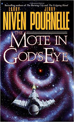 The Mote in God's Eye book cover