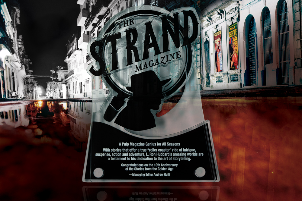 The Strand Magazine Recognizes the Best Mystery Books of L