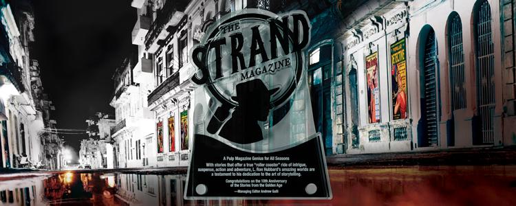 Strand Magazine Award