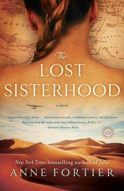The Lost Sisterhood cover