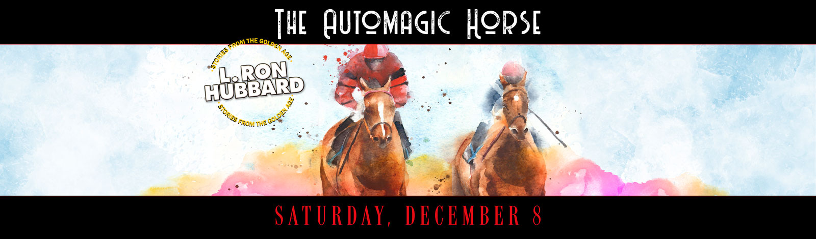 The Automagic Horse - December 8, 2018