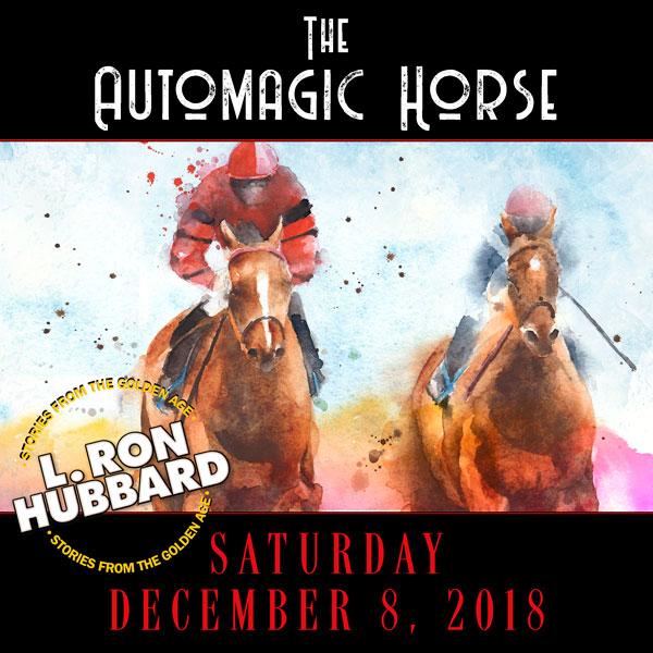 The Automagic Horse - December 8, 2018