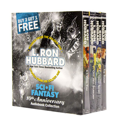 Sci-Fi & Fantasy 10th Anniversary Audiobook Collection
