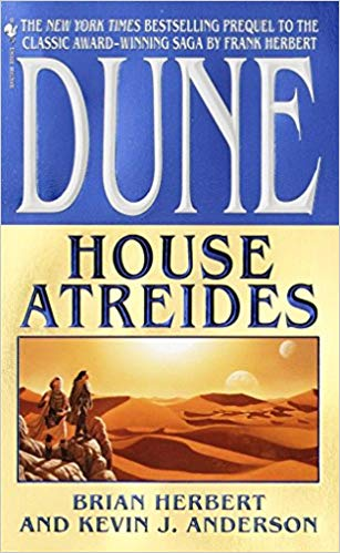 Dune House Atreides by Brian Herbert and Kevin J. Anderson