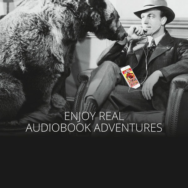 Enjoy Real Audiobook Adventures