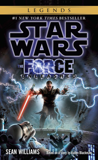 Star Wars Force Unleashed by Sean Williams