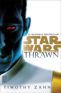 Star Wars Thrawn by Timothy Zahn