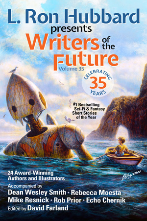 Writers of the Future Vol 35 lesson plan