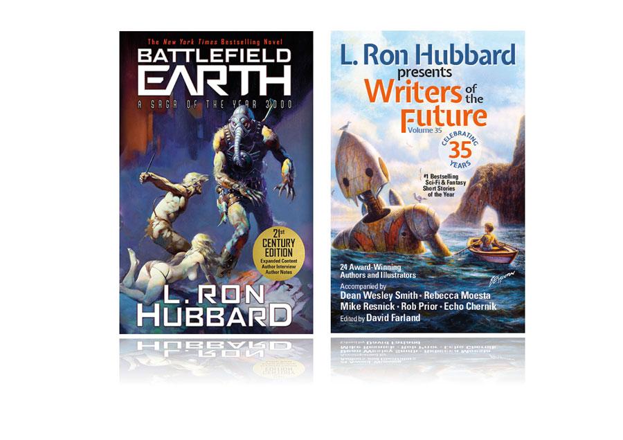 Battlefield Earth book package