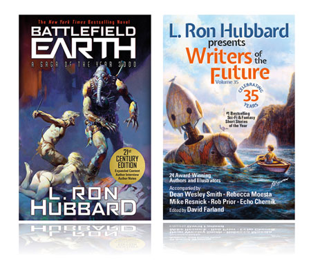Battlefield Earth Book Pkg