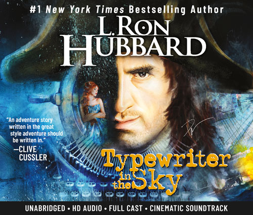 Typewriter in the Sky audio