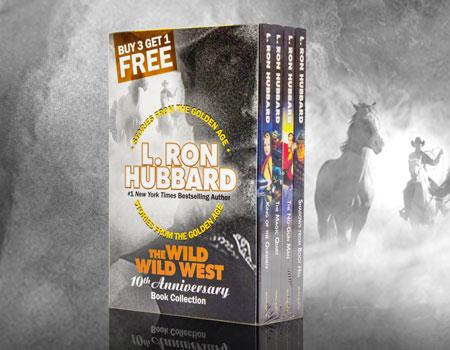 Wild Wild West 10th Anniversary Book Collection