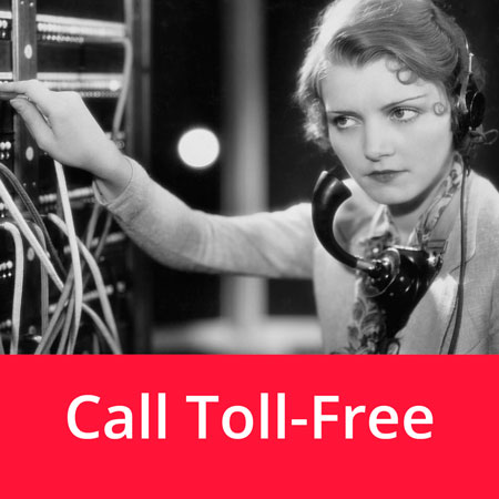 Call Toll-Free Button