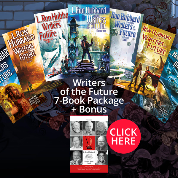 Writers of the Future 7-Book Package