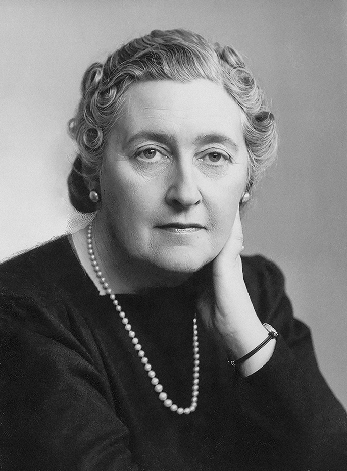 Agatha Christie Queen of Crime