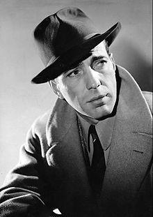 Humphrey Bogart noir detective