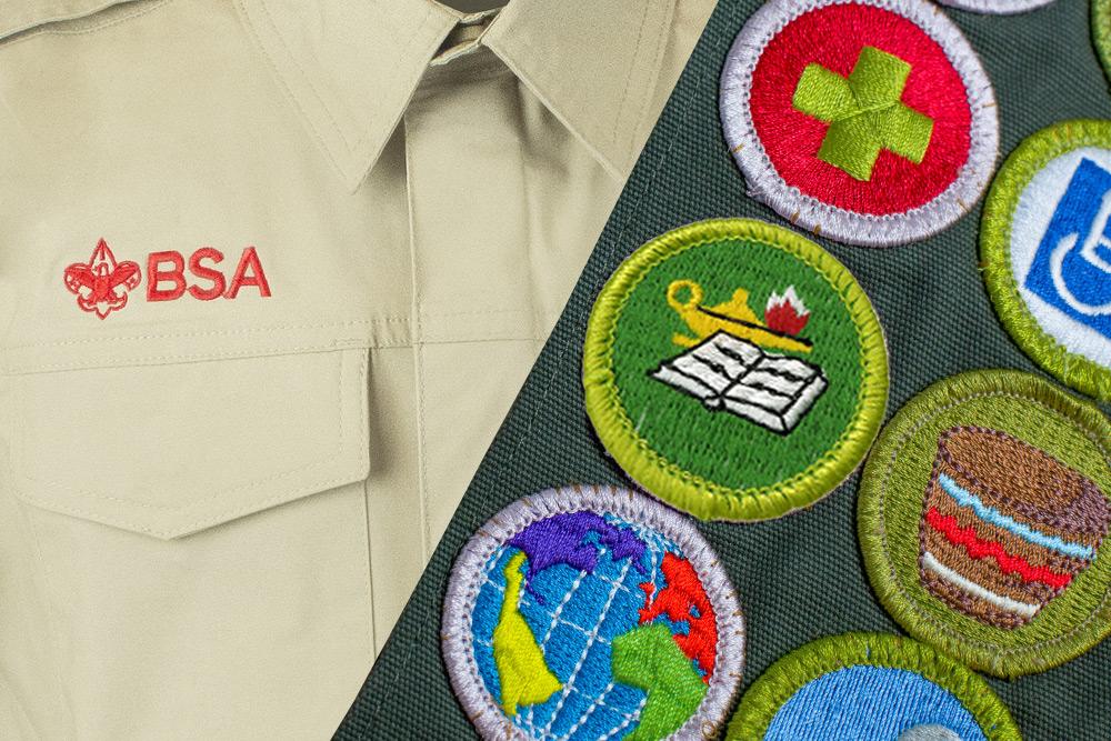 Reading merit badge