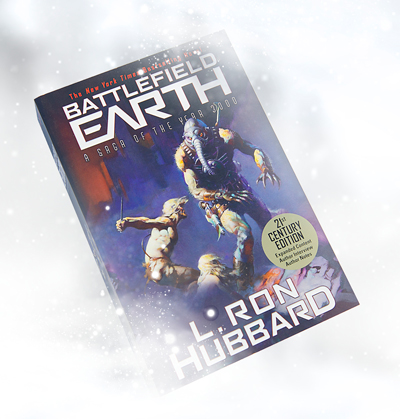 Battlefield Earth Trade Paperback