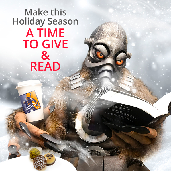 A Time to Give & Read