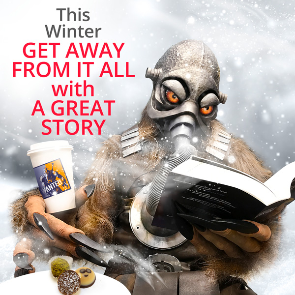 Get Away from It All with a Great Story