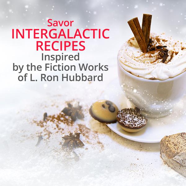 Intergalactic Recipes
