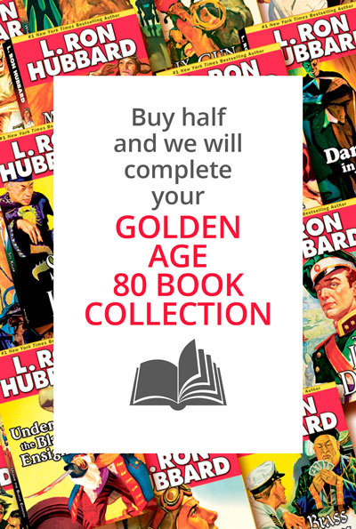 Stories from the Golden Age 80-Volume Book Collection
