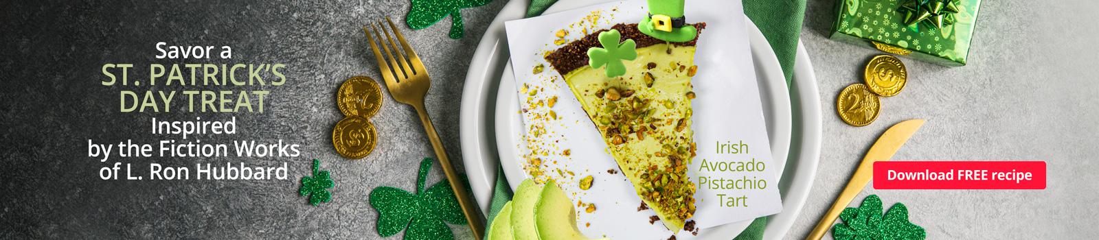 Savor a St. Patrick's Day Treat