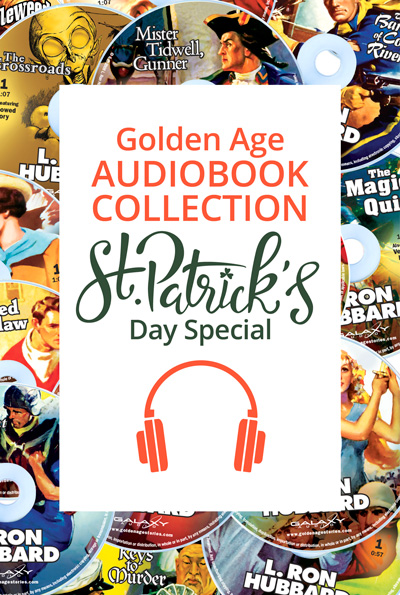 Stories from the Golden Age 80-Volume Audiobook Collection