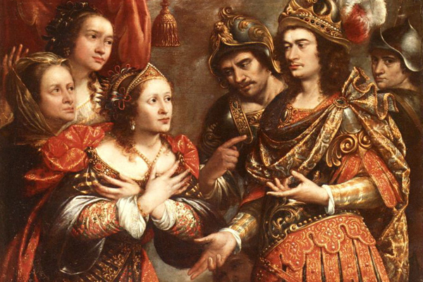 Alexander the Great married Persian Princess