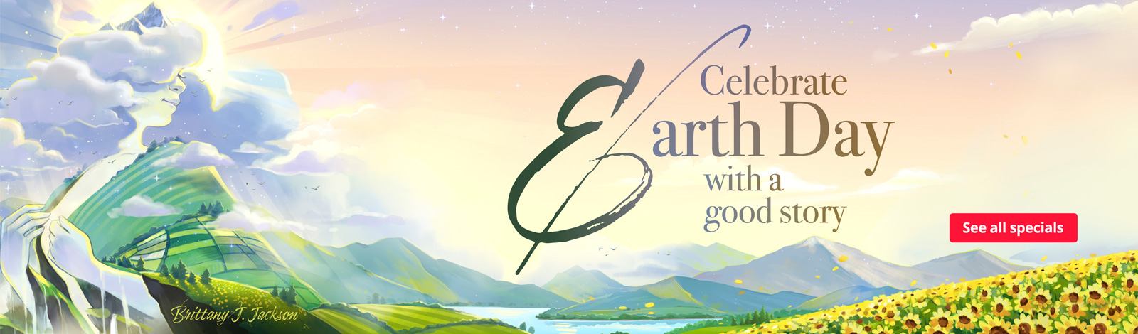 Celebrate Earth Day with a good story