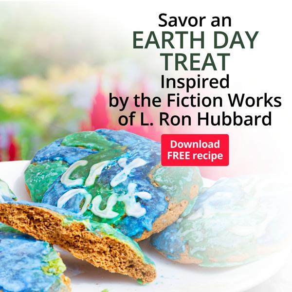 Savor an Earth Day Treat