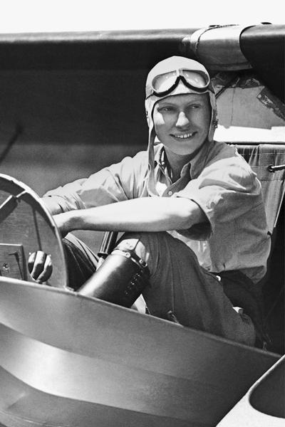 L. Ron Hubbard Aviator
