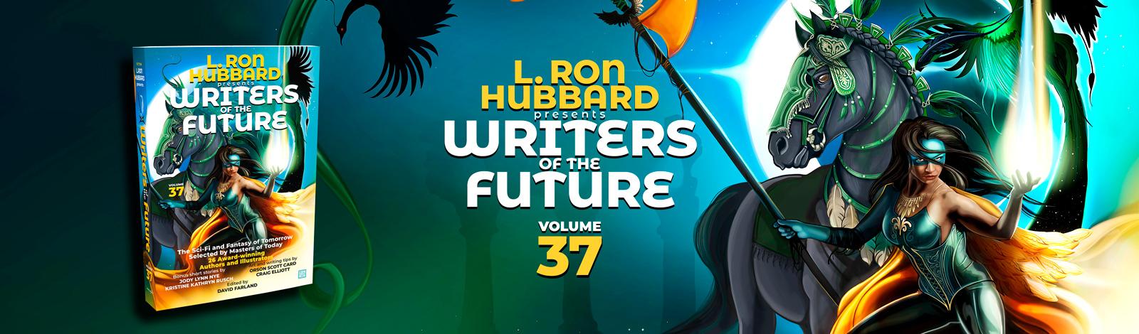 Writers of the Future Volume 37 eBundle