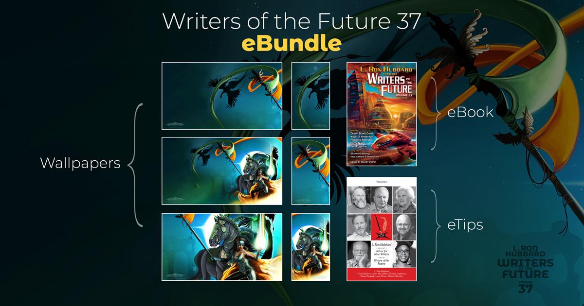 Writers of the Future Volume 37 Pre-Order eBundle