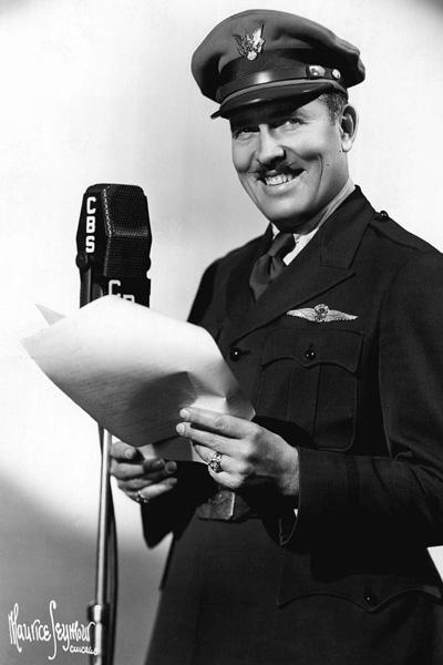 Colonel Roscoe Turner